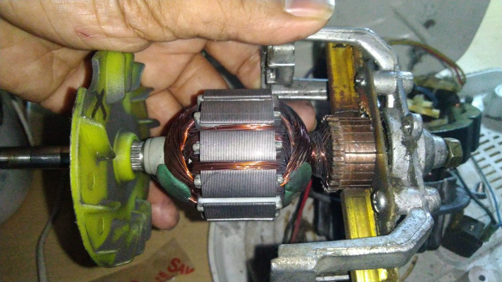 How to repair mixer grinder image