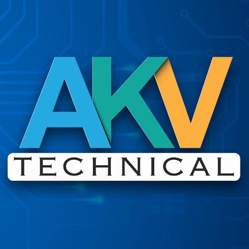 akv logo youtube AKV Technical