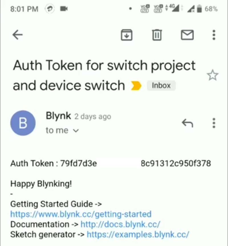 blynk code 7 1 AKV Technical