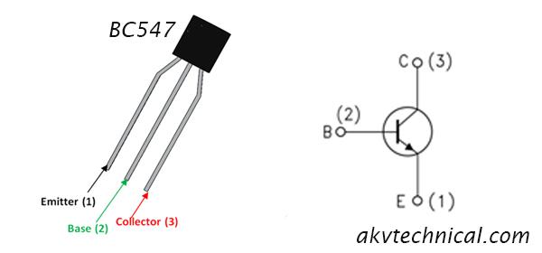 Transistor-diagram