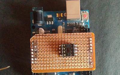 attiny base board installing AKV Technical