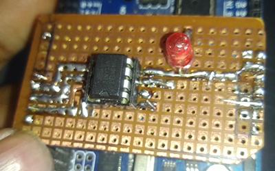 attiny base board image