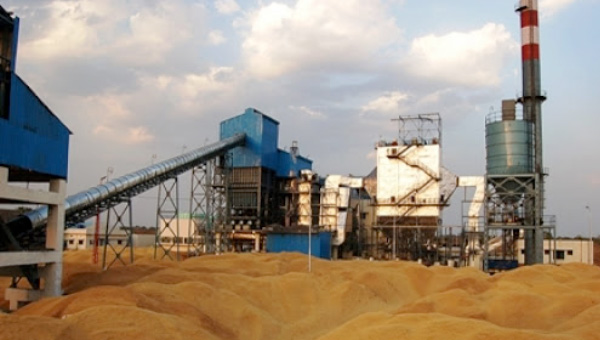 Biomass plant AKV Technical