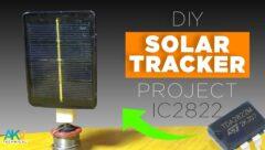 Simple Solar Tracking System   सोलर ट्रैकिंग सिस्टम क्या है