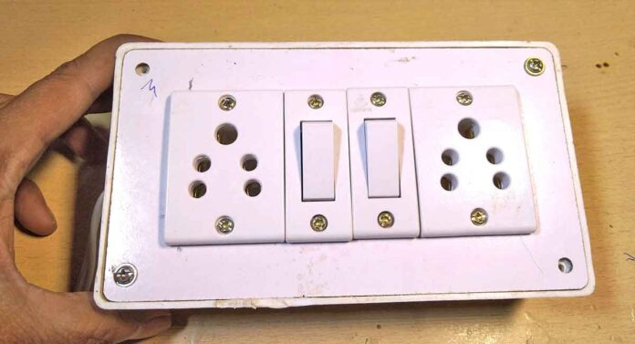 switch-board-connection