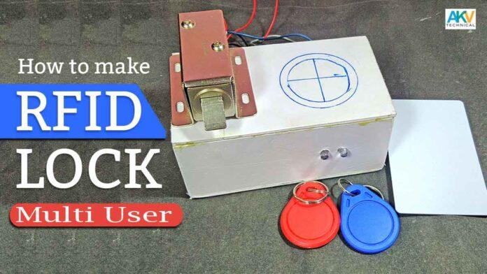 RFID lock 1 AKV Technical