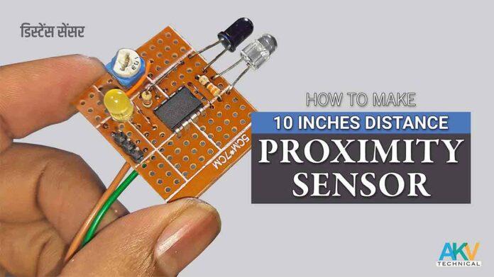 high distance proximity sensor from akvtechnical 1 AKV Technical