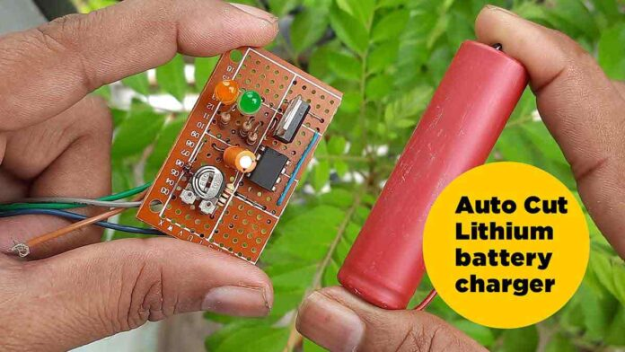 Auto-Cut-Lithium-battery-charger