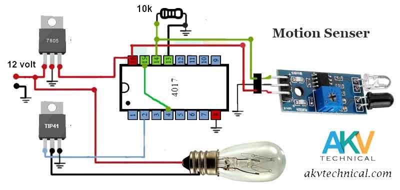 how-to-make-motion-sensor-circuit