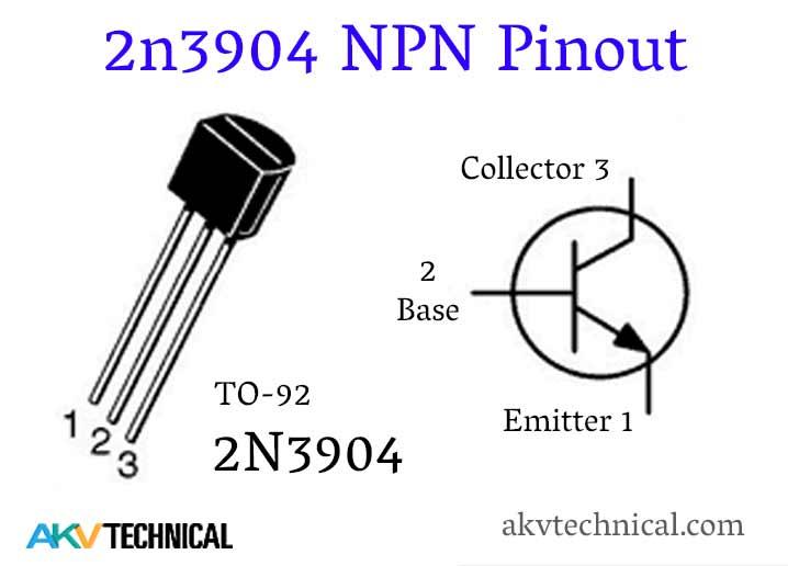 2n3904-NPN-Pinout-akvtechnical